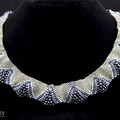Handmade Beaded Necklace/fashion necklaces for women/ID 21