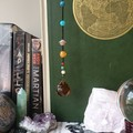 Solar System SunCatcher + Gift Bag - Lead Crystal, Stone & Glass