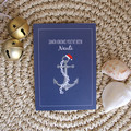 Christmas Card - Anchor and Chain