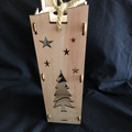 Wooden Bottle gift box