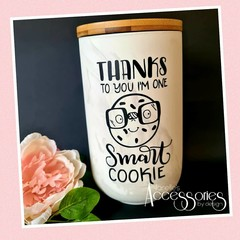 Teacher Cookie Jar - LOCAL PICK UP ONLY