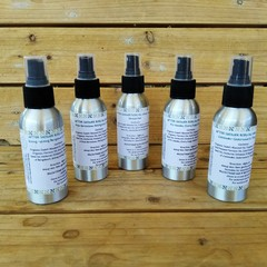 After Shower Body Oil Spray 1 x 100ml ( Unscented or Scented)