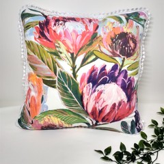 Native Flowers CUSHION COVER