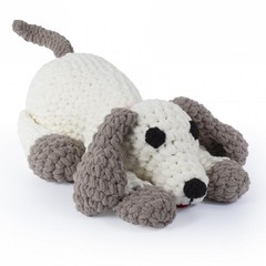 Knitty Critty Craft Croche Knitting Kit ~ Darcey Dog