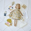Kate- small vintage addition doll