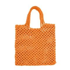 Orange Mesh Bag DIY kit - Retwisst