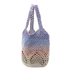 Ombre Bag DIY Kit. Beautiful Mini Mesh Bag to make. RETWISST your style!