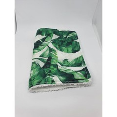 Super Soft Face Cloth with terry towel backing