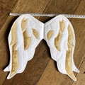 Mini Angel wings - for dolls, photo props or decoration