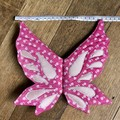 Mini Fairy wings - for dolls, photo props or decoration