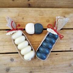 Cut Your Own Bastile Mini/Travel Scented Soap - 6 Logs ( 5 x 28g mini soap per l