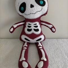 Halloween Skeleton Doll
