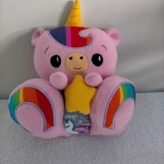 Rainbow Unicorn Stuffy