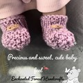 Enchanted BOOTIES for Baby