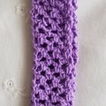 Baby and child crocheted head band