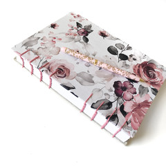 "Lined Journal - ""Rose"""