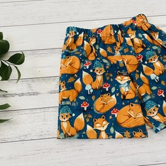 Fox Shorts, Size 3, Boys Shorts