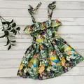 Floral Sorrento Dress, Size 5,, Girls Dresses