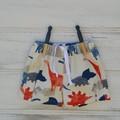 Boys shorts / dinosaur shorts for boys
