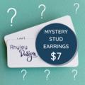 MYSTERY STUD EARRINGS