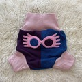Large HP Luna Lovegood Wool Nappy Cover