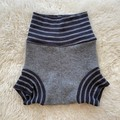 Large Sailboat Wool Nappy Cover