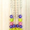 Elegant Drop Bead Earrings