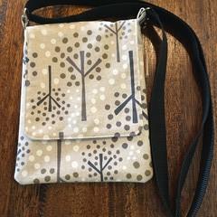 Spotty Tree Cross Shoulder Bag