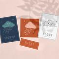 Weather Flash Cards & Weather Wheel - Digital Download