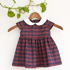 Eco Toddler Christmas Dress Size 1