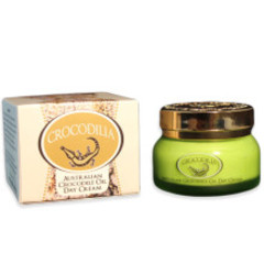 Day Cream Anti-ageing, Anti-wrinkle with Crocodile Oil & Pomegranate 50g