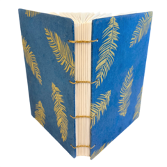 Handmade Journal using Coptic Stitch Compact Size