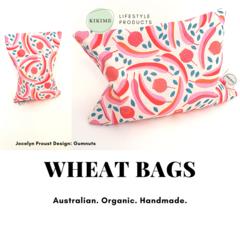 KIKIME Wheat Bags - Design: Gumnuts