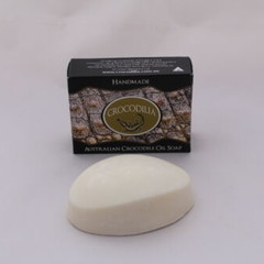 Handmade Natural Soap with 100% Pure Crocodile Oil - PALM OIL FREE min 50g