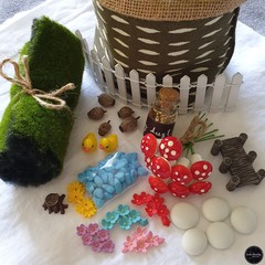 Fairy Garden Kit in a Box