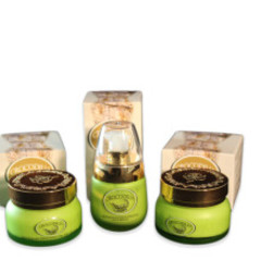 Anti-aging Trio with Crocodile Oil - Day Cream, Night Cream & Face Serum