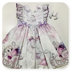Viola  Dress  ( Christmas Unicorns )