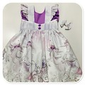 Viola  Dress  ( Christmas Unicorns )
