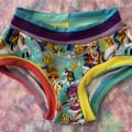 5pack gift pack - Size 6 Scrundies (super comfy undies undies knickers)