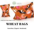 KIKIME Wheat Bags - Design: Magpie & Protea