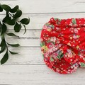 Floral Pucker Shorts, Size 2, Baby Girls Bloomers