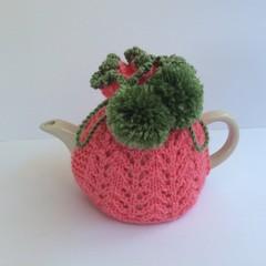 Tea Pot Cosy + Tea Pot