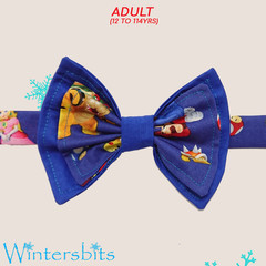 Super Mario bow tie. Unique, one of a kind, adult size.