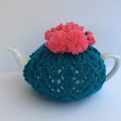 Tea Pot Cosy plus Tea Pot