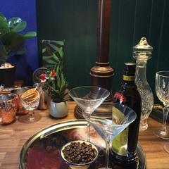 Espresso Martini Bar Tray