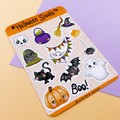 Halloween Sticker sheet, planner stickers, scrapbook stickers