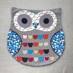 Owl Heat Pack (unfillled) - Free Postage