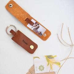 key ring/custom key chain/keychain for men/key holder/gift for him
