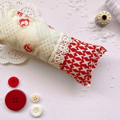 Pincushions - Vintage Red