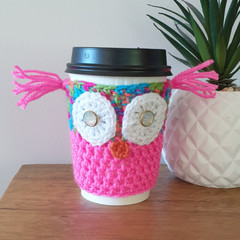Cuppa clinger - What a HOOT